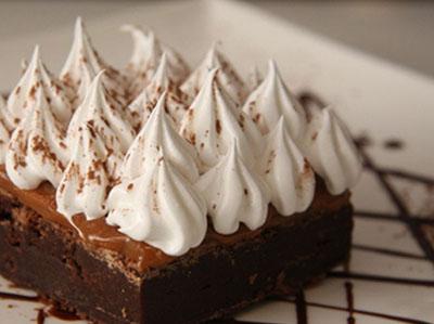 brownie, selva negra, torta de ricota, florida