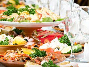 planificacion de catering, confiteria la piedad, catering gourmet